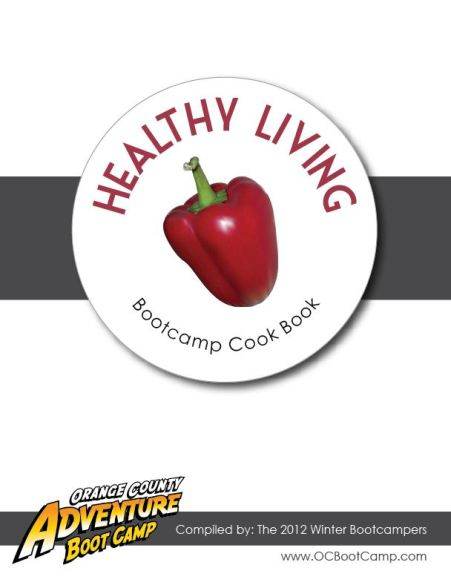 Bootcamp CookBook Cover