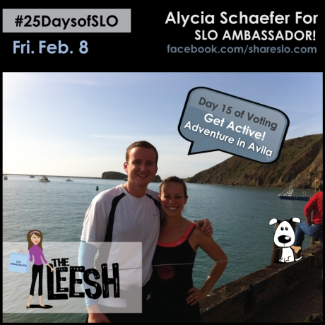 Get Active in Avila- 25DaysofSlo