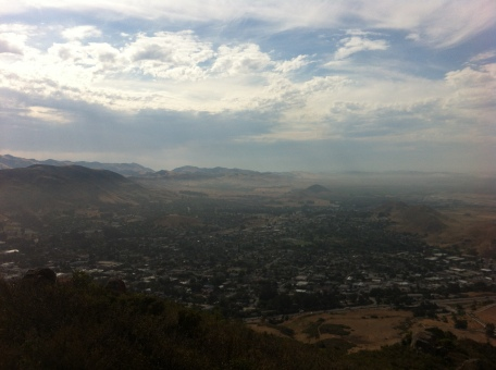 San Luis Obispo Hiking