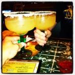 Post Race Margaritas at Vallartas!