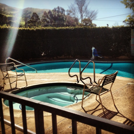 La Cuesta Inn Pool and Spa